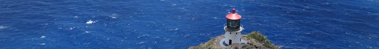 By Kayomi Kaneda Makapu'u Lighthouse, Hawaii